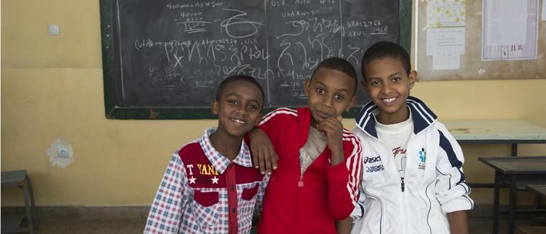 Aflatoun Ethiopië