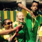 Nienke Miezenbeek Ambassadeur Greath Ethiopian Run 2