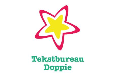 Logo Tekstbureau Doppie