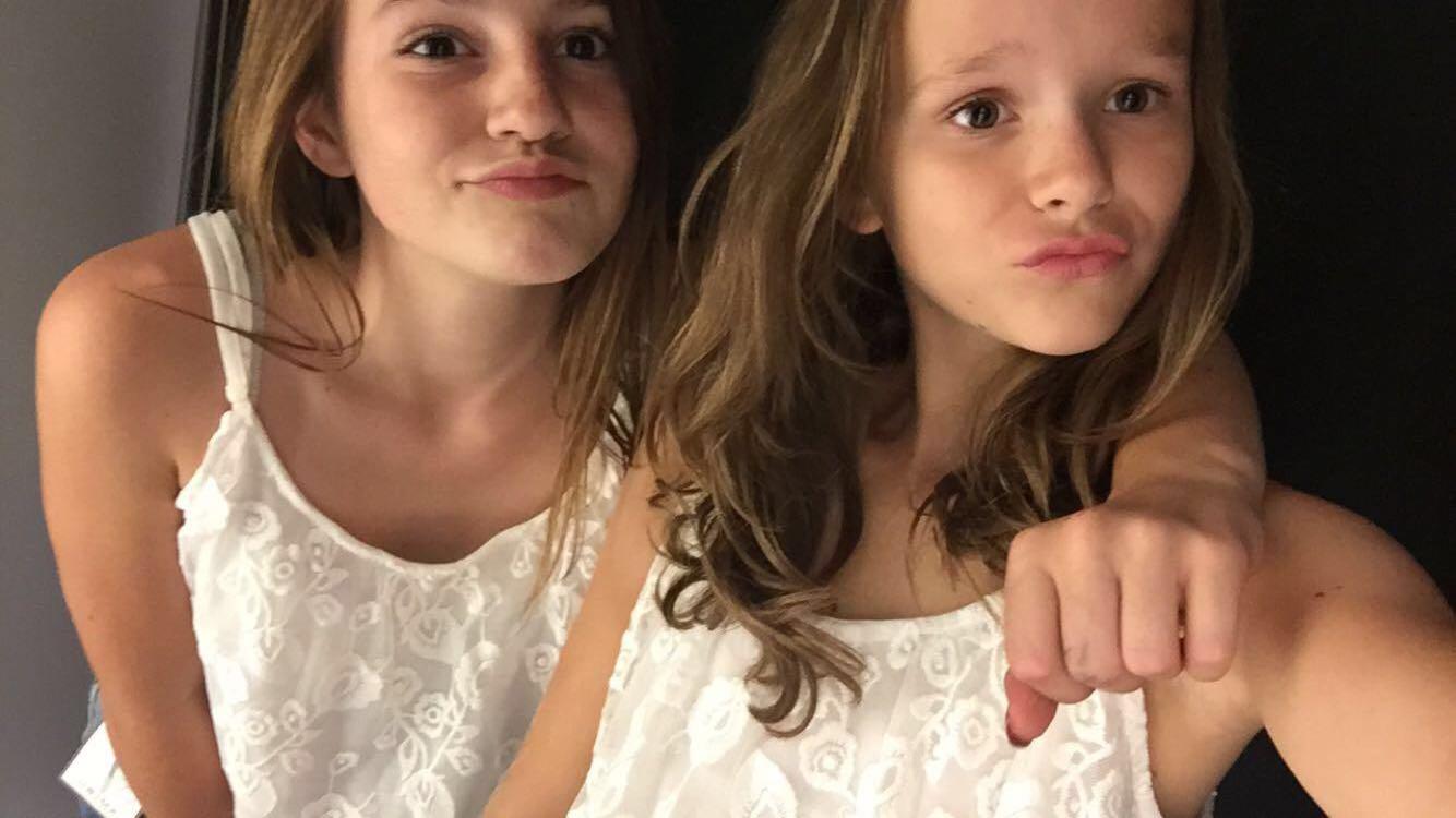 kindercorrespondenten Lizzie en Roos