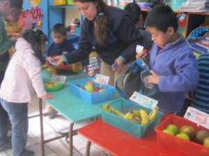 Lerend ondernemen kinderen Guatemala