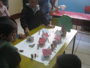 Behoeftes van een kind qua wonen Guatemala