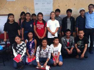 Aflateen workshop Nepal