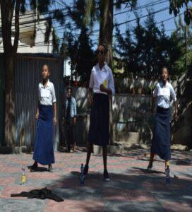 Aflatoun project onderwijs