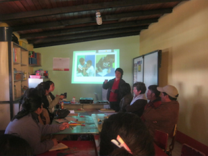Train the trainer Aflatoun StartUp4Kids Guatemala