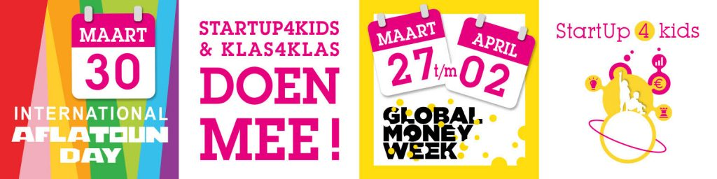 Week van het geld Global Money Week