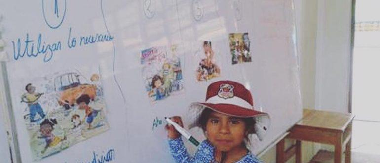 StartUp4kids Peru bevordert sparen Peru