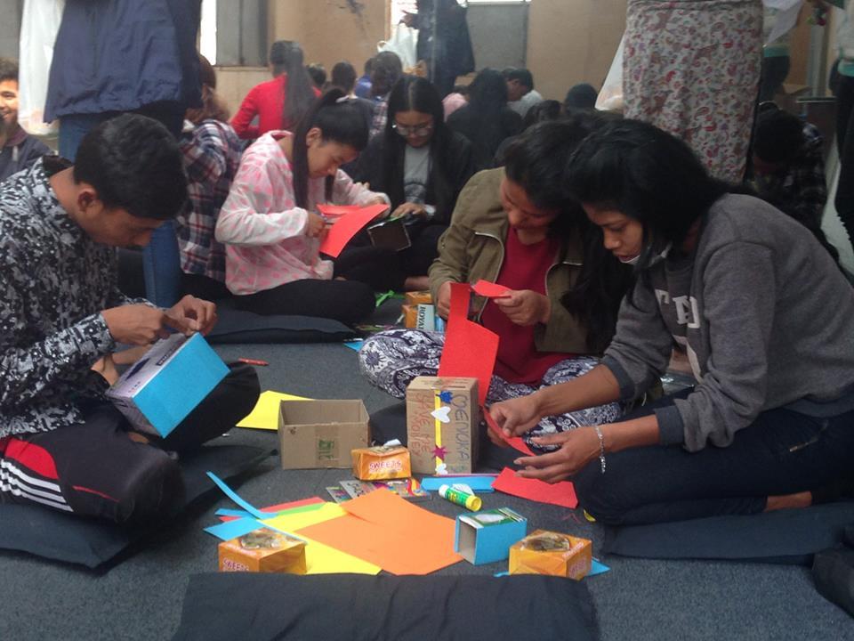 Global Money Week Nepal Aflatoun StartUp4kids
