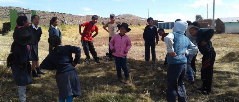 Aflatoun Onderwijs Peru StartUp4kids