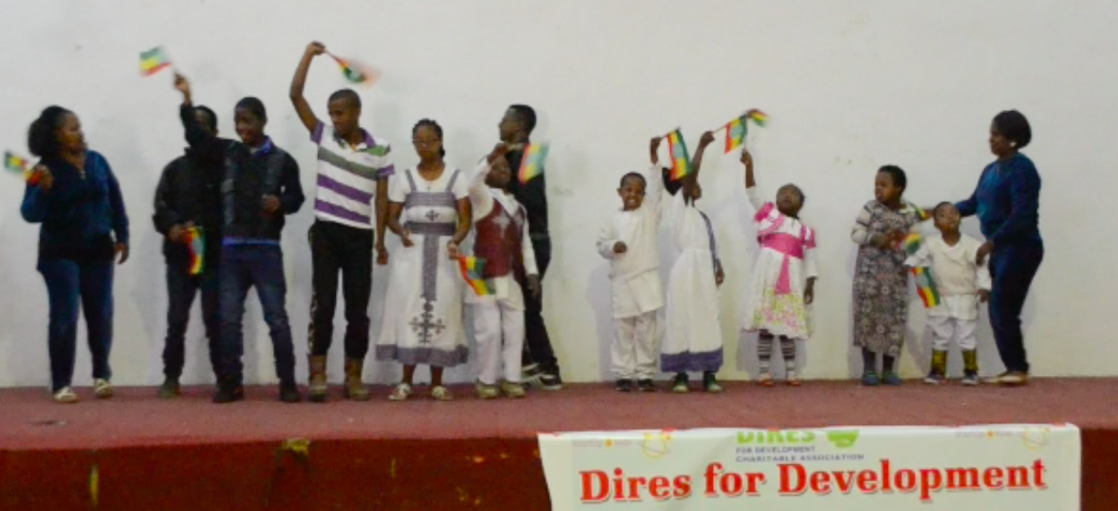 Dires for Development Aflatoun StartUp4kids