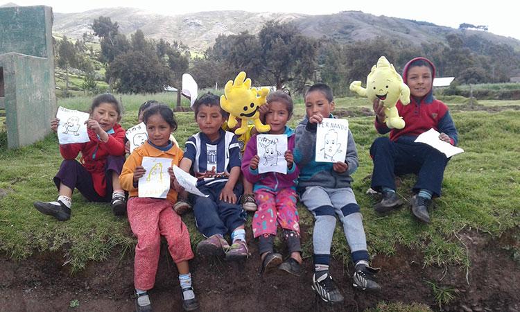 verduurzaming onderwijs Peru