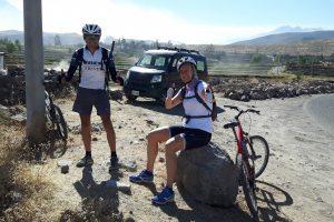 Mountainbikereis Peru