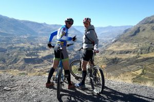 Mountainbikereis Peru