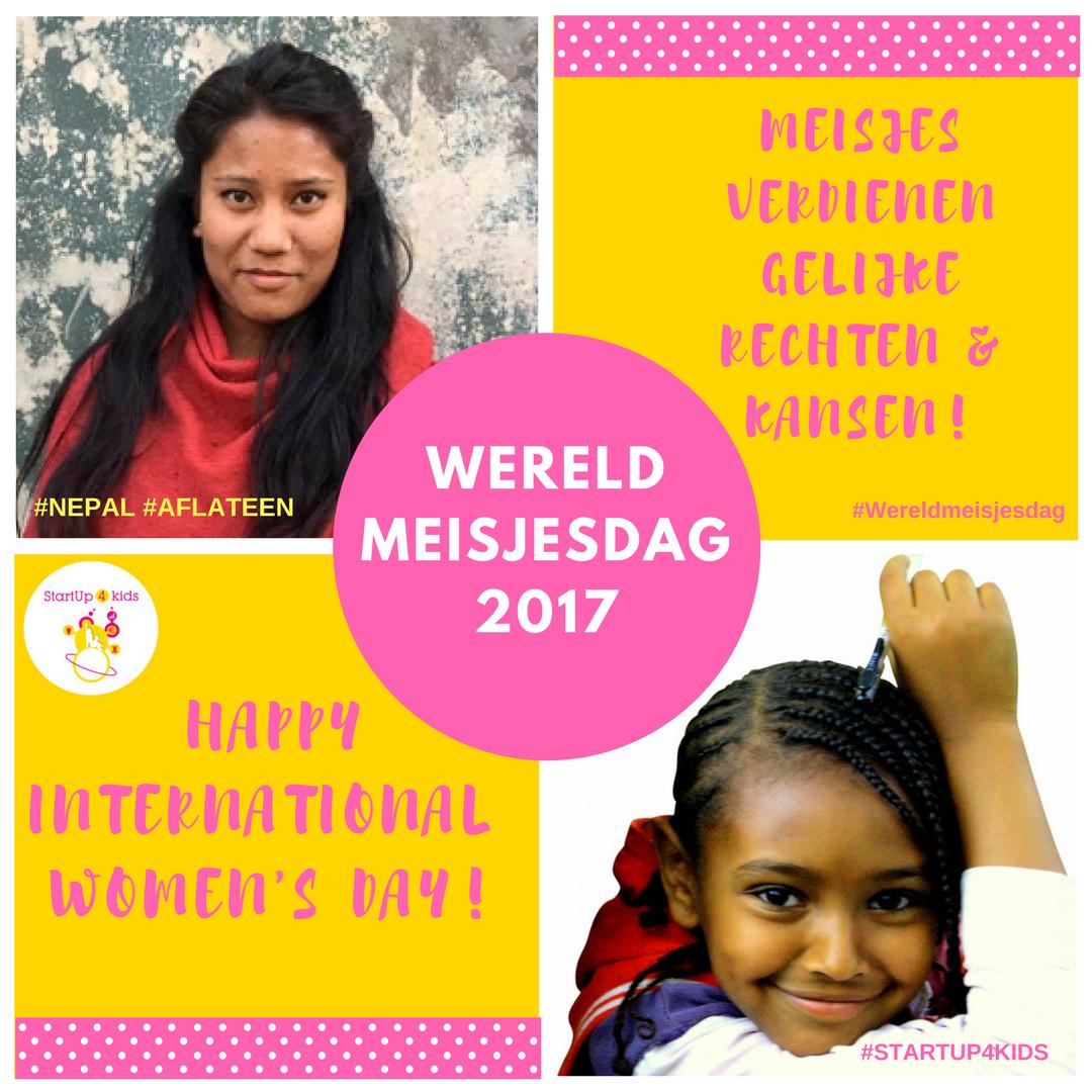 Wereldmeisjesdag 2017