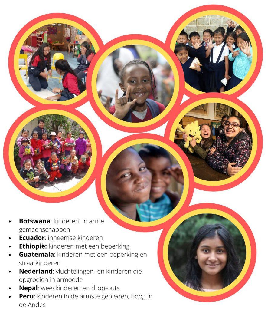 Actie voor scholen